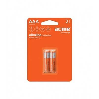 ΜΠΑΤΑΡΙΕΣ ACME AAA - LR03 ALKALINE